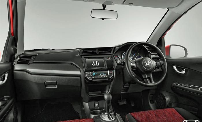Interior Mobil Honda Mobilio 2019 Official Website Initu Id