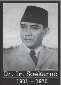 Biografi Ir Soekarno Presiden Pertama Indonesia Official Website Initu Id