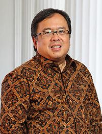 Profil Bambang Brodjonegoro Menteri PPN/Kepala Bappenas