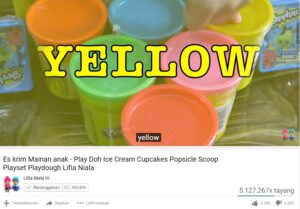Channel youtube terpopuler Indonesia lifia naila