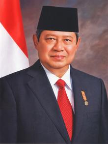 Biografi Presiden Indonesia Keenam Susilo Bambang Yudhoyono