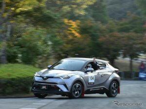 Inilah Spesifikasi Mobil Terbaru Toyota C-HR