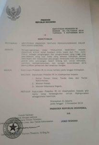 pahlawan nasional terbaru As'ad Samsul Arifin