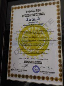 label halal mui hotel sofyan