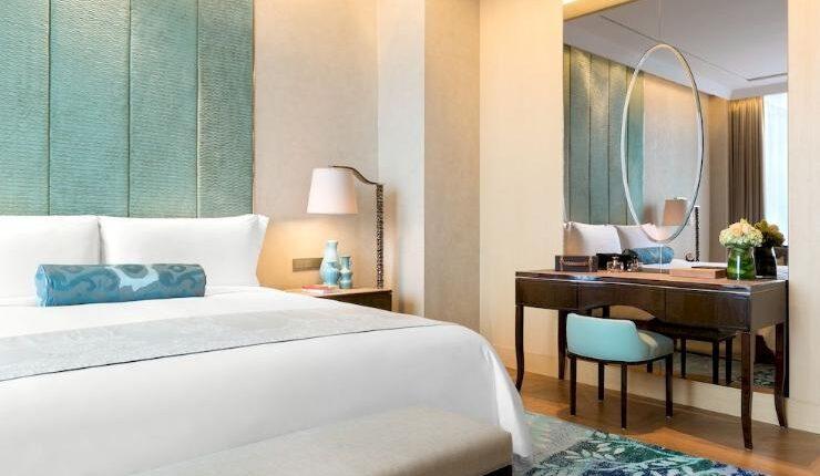 Review Hotel Raffles Bintang 5 Jakarta, Tempat Menginap Raja Salman