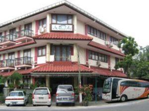 Review Booking Hotel Pasah Asih Menggunakan Airy Rooms