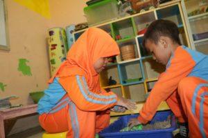 Human Interest Photography Anak Sekolah TK bergembira