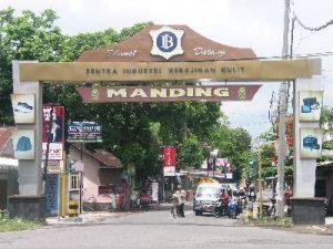 Desa Wisata Manding yogyakarta