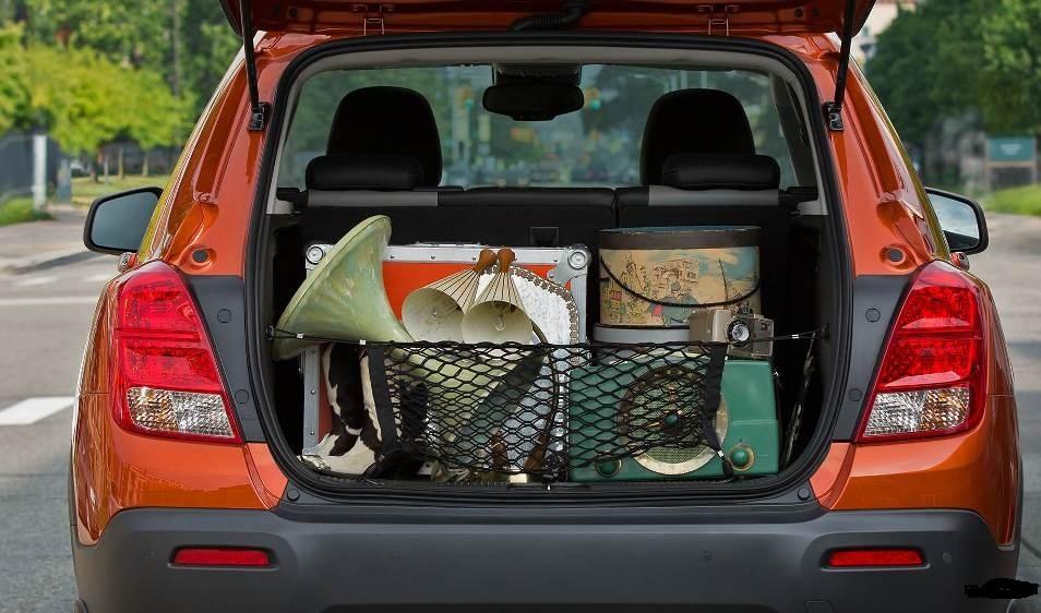 2018 Chevrolet Trax Review Exterior