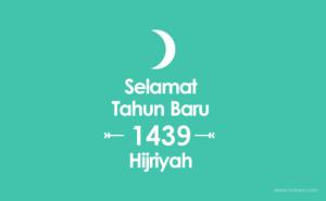 Download Kalender 1439 Hijriah, dan Contoh Design Kalender