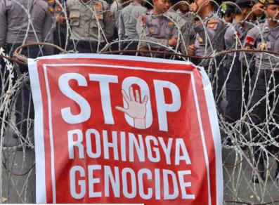 sejarah etnis rohingnya myanmar