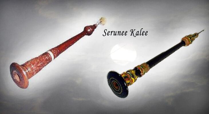Gambar Alat Musik Tradisional Indonesia Serune Kalee dari Provinsi Aceh