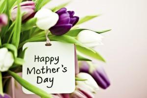 Desain Kartu Ucapan Untuk Hari Ibu happy mothers day Sederhana