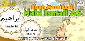 Kartun Kisah Singkat Keteladanan Nabi Ismail