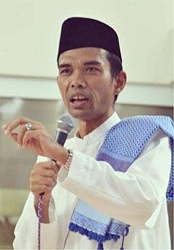 Biografi Ustadz Abdul Somad, Lc., MA, Beserta Contoh Video ...