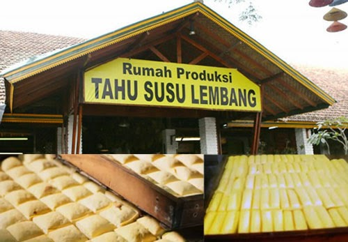 Kuliner Khas Bandung Tahu Susu Lembang Official Website