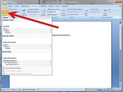Cara Membuat Daftar Isi Otomatis Untuk Skripsi Makalah Atau Jurnal Di Microsoft Word
