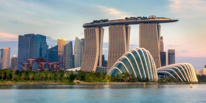 Singapura Kota Terbersih di Dunia Versi Architectural Digest