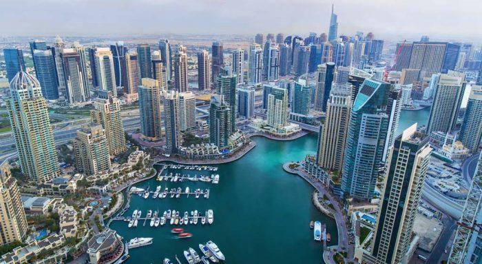 Dubai  Kota Terbersih di Dunia Versi Architectural Digest ,