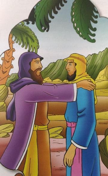 Kisah Singkat Nabi Harun AS Saudara Setia dalam Dakwah