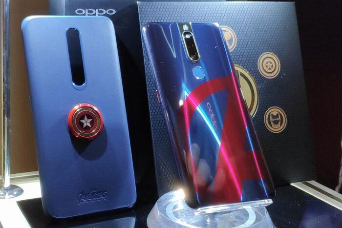 Review Harga dan Spesifikasi Smartphone 2019 OPPO F11 Pro Avengers