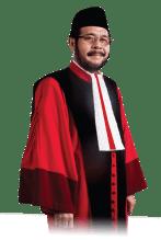 Biografi Ketua Hakim Mahkamah Agung Dr. Anwar Usman, S.H., M.H.