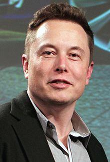 Biografi Penemu Mobil Listrik Tesla Elon Musk