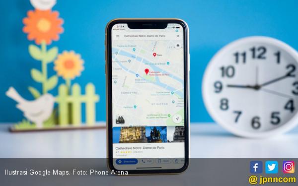 Google Maps Rilis Fitur Baru Untuk Pengguna Angkutan Umum