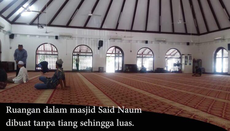 Konstruksi Masjid Yang Bagus