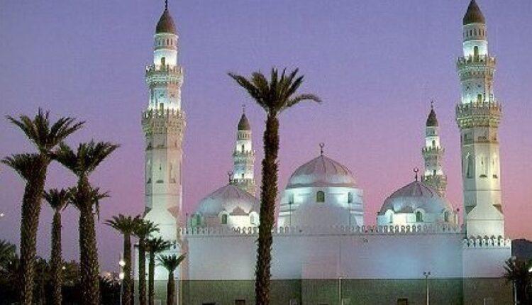 Masjid Quba, Masjid Pertama Yang Dibangun Nabi Muhammad