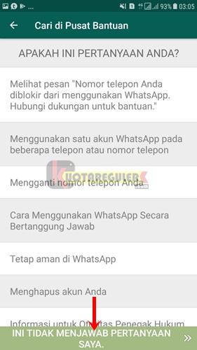 Cara Mengatasi Nomer Di Blokr Permanen Oleh Whatsapp