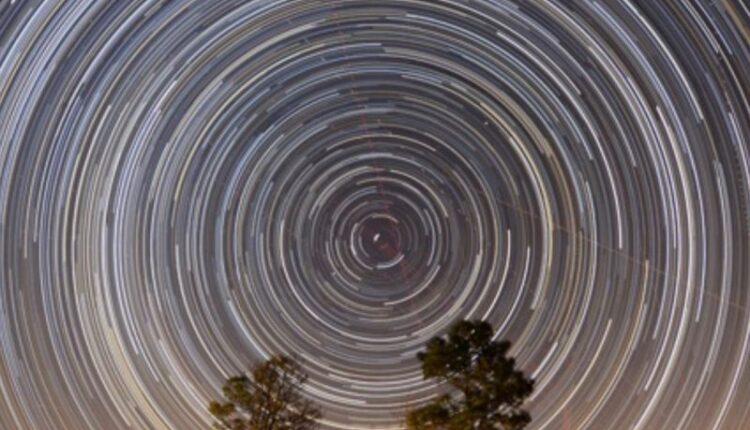 Foto Bintang Polaris Bukti ada Kutub Utara