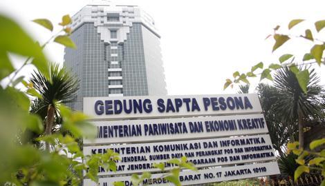 Alamat kemenpar gedung sapta pesona indonesia