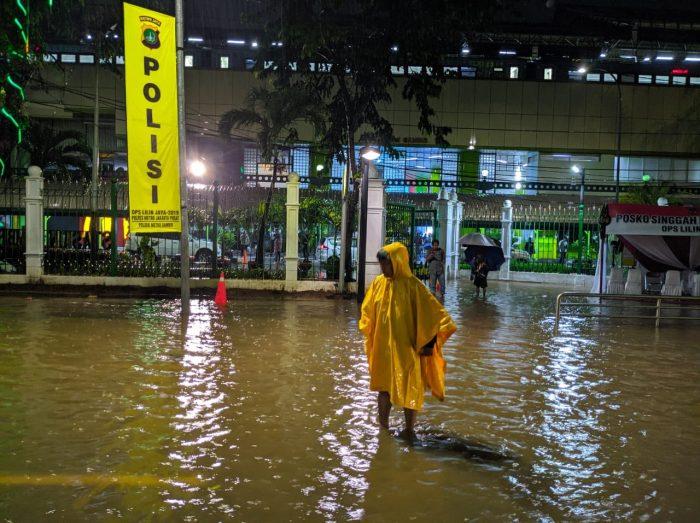 Banjir terparah Jabodetabek 2020