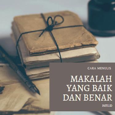 Contoh Makalah Tentang Korona Official Website Initu Id