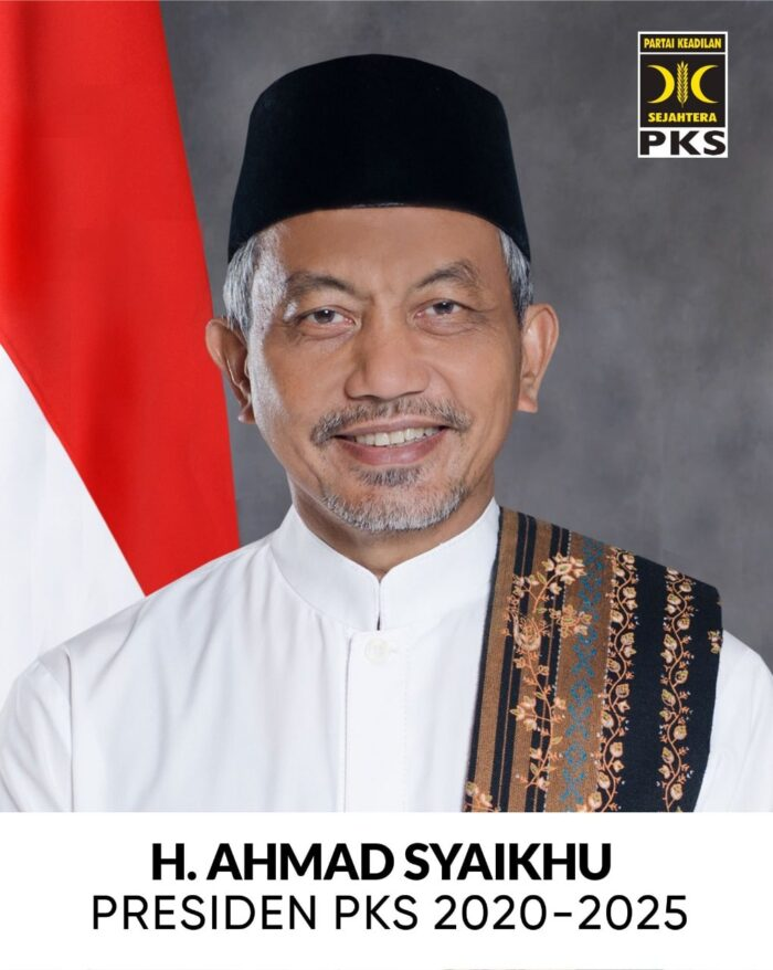 Profil Ahmad Syaikhu Presiden PKS Terbaru